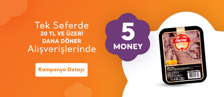 5 Money Hediye!