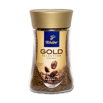 Tchibo Gold Selection Kavanoz 100 G