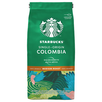 Starbucks Single Origin Colombia Öğütülmüş Kahve 200 G