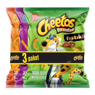 Cheetos 3 Al Multipack 43 G
