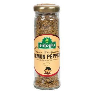 Arifoğlu Lemon Pepper Baharat 100 G