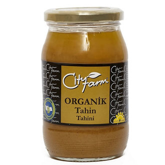 City Farm Organik Tahin 350 G