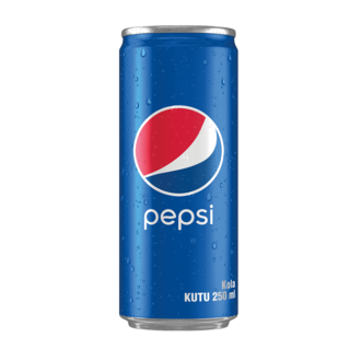 Pepsi Cola Kutu 250 Ml