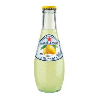 San Pellegrıno Limonata 200 Ml