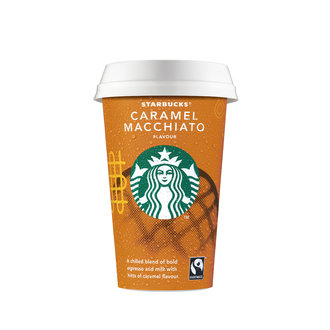 Starbucks Chilled Classics Caramel Macchiato 220 Ml
