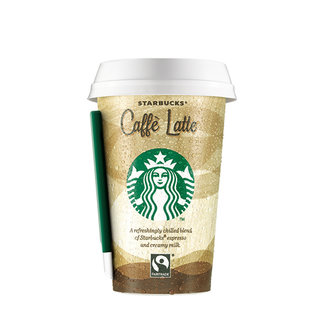 Starbucks Chilled Classics Coffee Latte 220 Ml