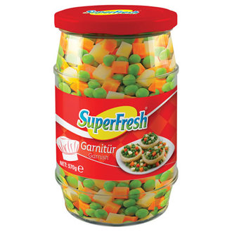 Superfresh Garnitür 570 G