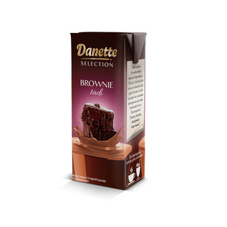 Danette Selection Brownie 180 Ml