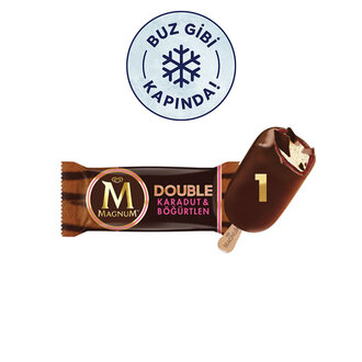 Magnum Double Karadut Böğürtlen 95 Ml