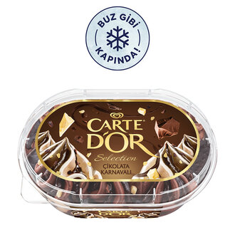 Carte d'Or Selection Çikolata Karnavalı 850 Ml