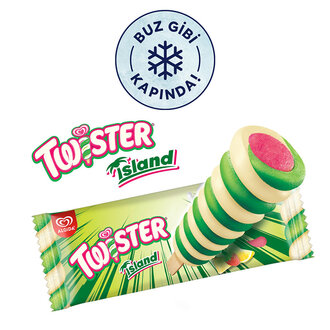 Algida Twister Island 70 Ml