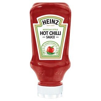 Heinz Hot Chilli Sos 245 G