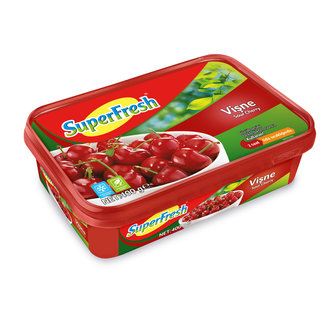 Superfresh Vişne 400 Gr