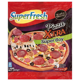 Superfresh  Pizza Xtra 365G