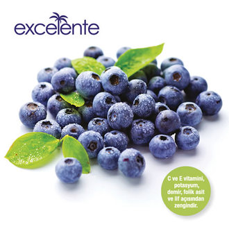 Blueberry Yaban Mersini 125 G