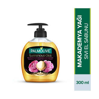Palmolive Luminous Oils Makademya Sıvı Sabun 300Ml