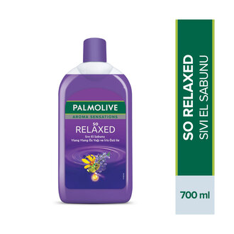 Palmolive Aroma Sensations So Relaxed Sıvı El Sabunu 700 Ml