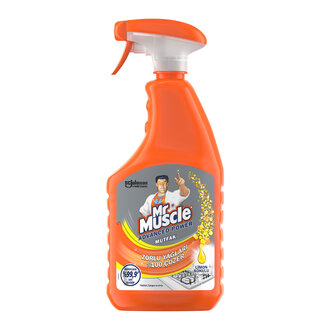 Mr Muscle Advanced Power Mutfak Temizleyici Limon 750 Ml