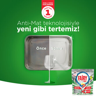Fairy Platinum Plus Tablet 40'lı 621 G