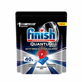 Finish Powerball Quantum Max 40 Kapsül 500 G