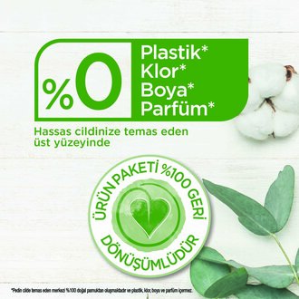 Kotex Natural Ultra Tekli Paket Normal 8'li