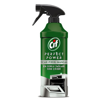 Cif Perfect Power Sprey Ocak&Fırın 435 Ml