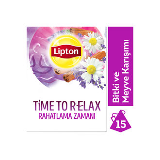 Lipton Time To Relax 15'Li 22.5 G