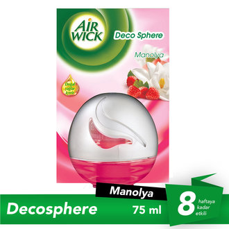 Air Wick Decosphere Hava Tazeleyici Manolya 75 Ml