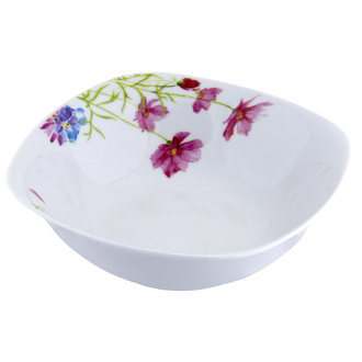Touch Me Porselen Kase 15Cm Flower (Xc004)