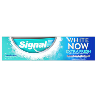 Signal White Now Ice Cool Mint Diş Macunu 75 Ml