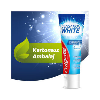 Colgate Sensation White Diş Macunu 75 Ml