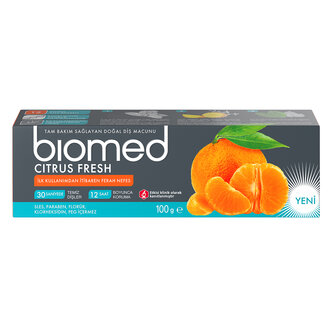 Biomed Citrus Fresh 100 Gram