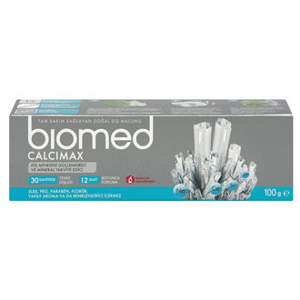 Biomed Calcimax Diş Macunu 100 Ml