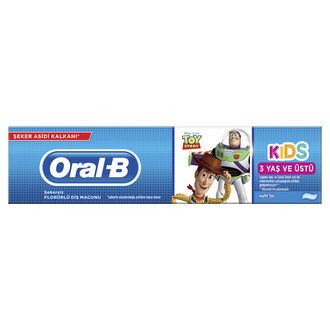 Oral-B Diş Macunu Stages Toy Story 75 Ml