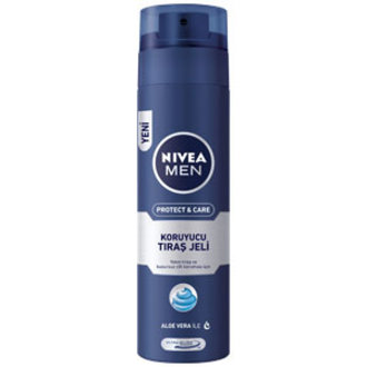 Nivea Protect & Care Tıraş Jeli 200Ml