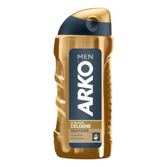 Arko Men Gold Power Tıraş Kolonyası 250 Ml