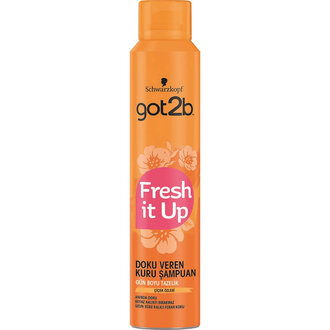 Got2B Kuru Şampuan Fresh It Uptexture 200 Ml