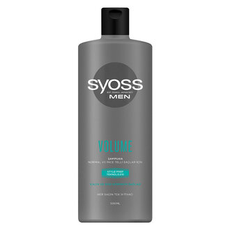 Syoss Men Volume Şampuan 500Ml
