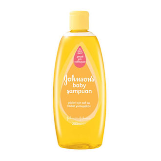Johnsons Baby Şampuan 200 Ml