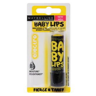 Babylips Electro 2 Fierce N Tangy