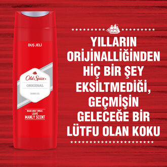 Old Spice Original Duş Jeli 400 Ml