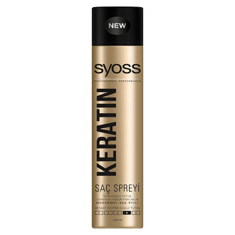 Syoss Keratin Sprey 400 Ml