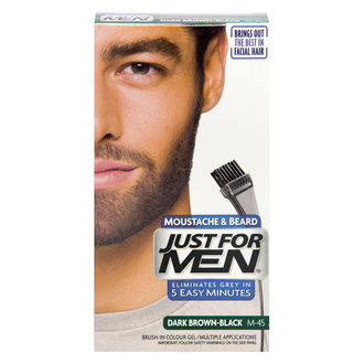 Just For Men Sakal Bıyık Boyası Koyu