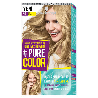 Pure Color 9-0 Süt Reçelı