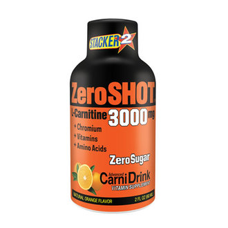 Zeroshot L-Carnitine 3000 Mg Orange 60 Ml