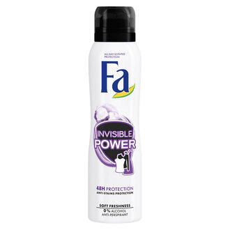 Fa Invisible Power Deodorant Sprey 150 Ml