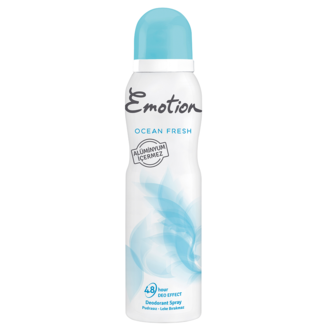 Emotion Invisible Fresh Deodorant 150 Ml