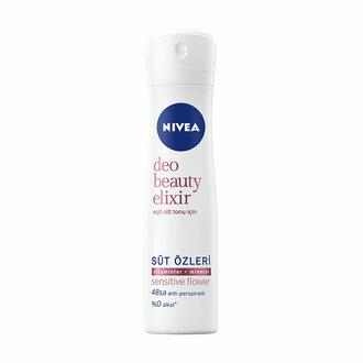 Nivea Beauty Elixir Sensitive Flower Sprey 150 Ml
