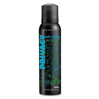 Privacy Man Let S Party Deo 150 Ml