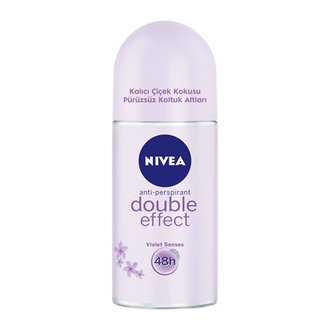 Nivea Double Effect Deo Roll - On 50 Ml